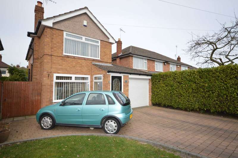 4 Bedrooms Detached House for sale in Ambleside Close, Bromborough