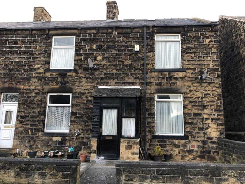 2 Bedrooms Terraced House for rent in Victoria Road, Dewsbury