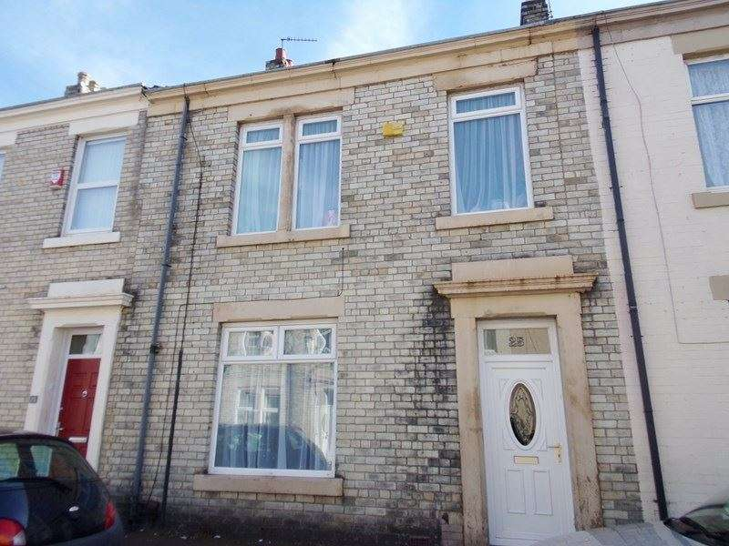 3 Bedrooms Property for sale in Lincoln Street, Gateshead, tyne and wear , NE8 4EE