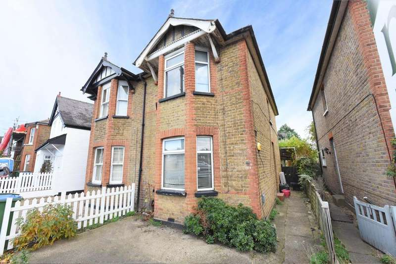 3 Bedrooms Semi Detached House for sale in Molesey Road, HERSHAM KT12