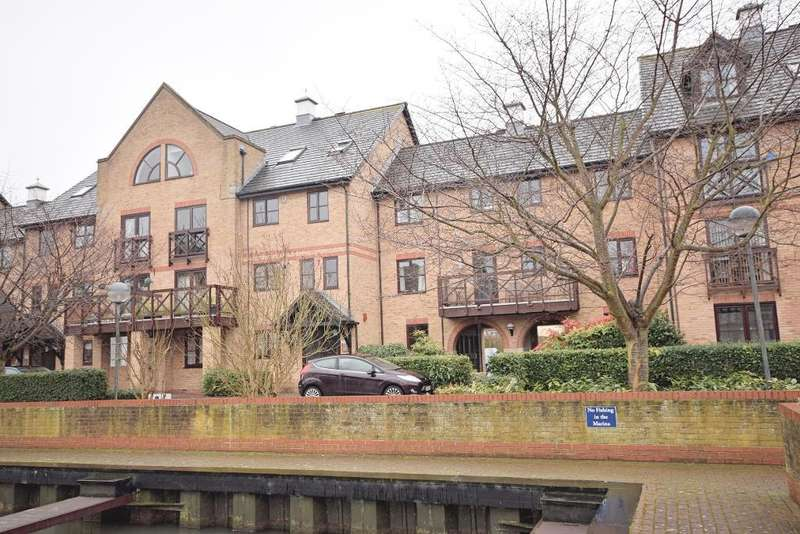 3 Bedrooms Flat for sale in Lawrence Moorings, Sheering Mill Lane, Sawbridgeworth, Herts, CM21 9PE