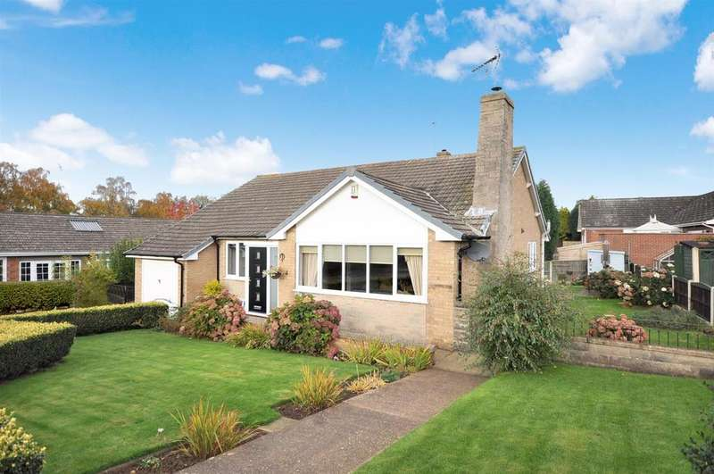 3 Bedrooms Detached Bungalow for sale in Charlotte Close, Kirton, Newark
