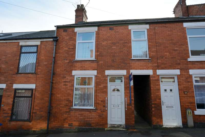 3 Bedrooms Terraced House for sale in 19 Shirland Street, Chesterfield, S41 7NH