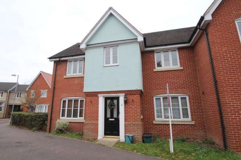 4 Bedrooms Semi Detached House for sale in Gratian Close, Highwoods, Colchester, Essex