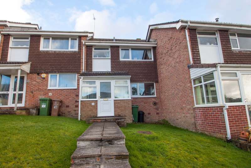 3 Bedrooms Terraced House for sale in Tamerton Foliot, Plymouth