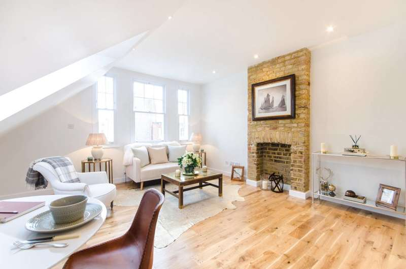 2 Bedrooms Flat for sale in Callow Street, Chelsea, SW3