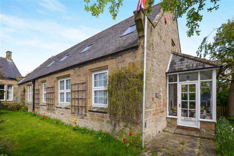 3 Bedrooms Detached House for sale in Whittingham, Alnwick, Northumberland