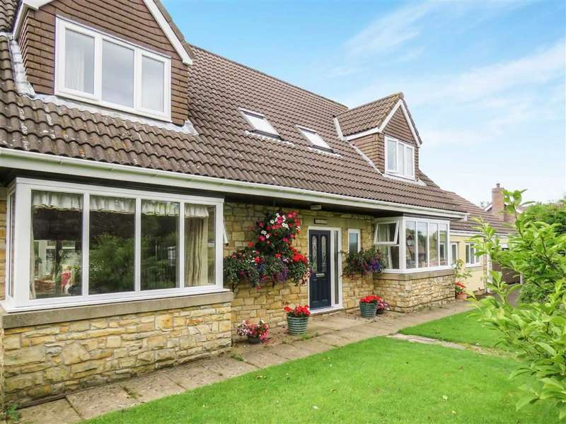 4 Bedrooms Detached House for sale in The Springwood, Swarland, Northumberland