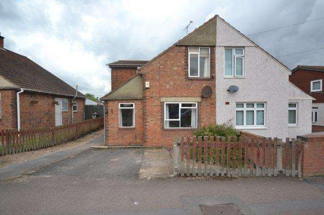 3 Bedrooms Semi Detached House for sale in Bloomfield Road, Leicester