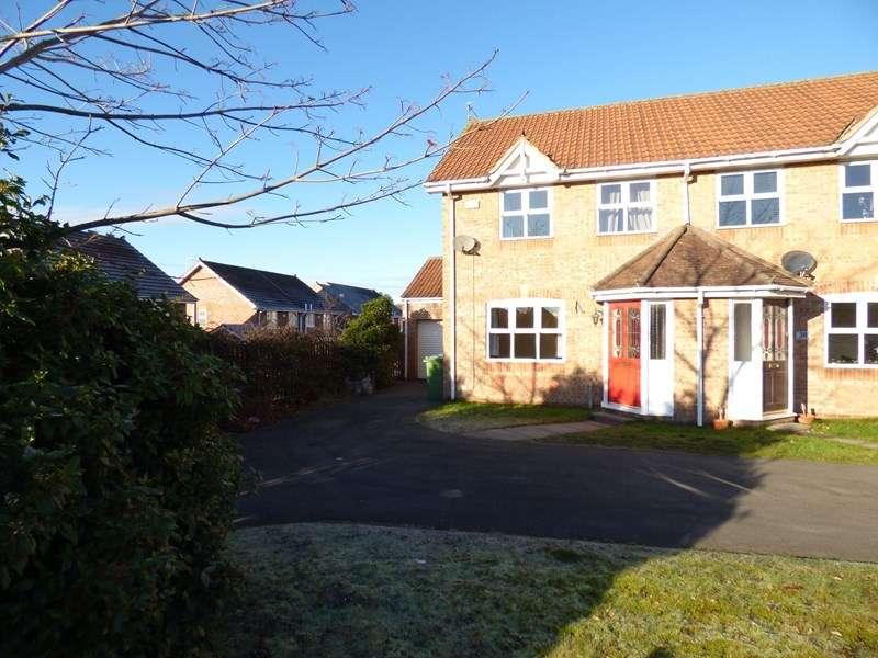 3 Bedrooms Property for sale in Hillside Court, Spennymoor, Durham, DL16 6BL