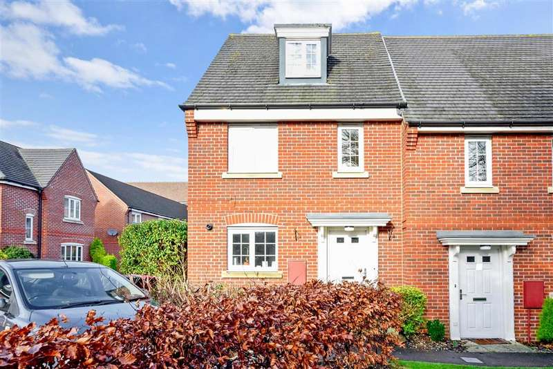 3 Bedrooms End Of Terrace House for sale in Windmill Drive, , Tangmere, Chichester, West Sussex