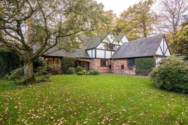 4 Bedrooms Detached House for sale in Aldridge Road, Little Aston