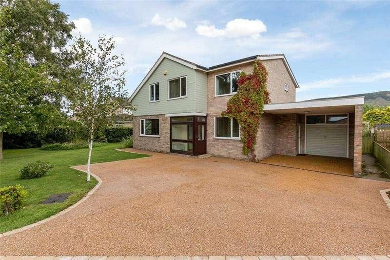 5 Bedrooms Detached House for sale in Hillside, Ingleby Arncliffe, North Yorkshire