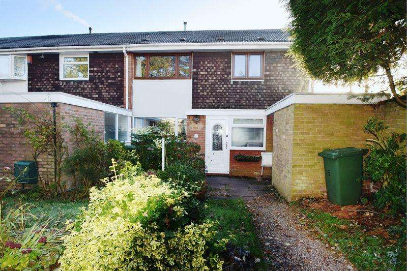 2 Bedrooms Maisonette Flat for sale in Bridgnorth Grove, Willenhall