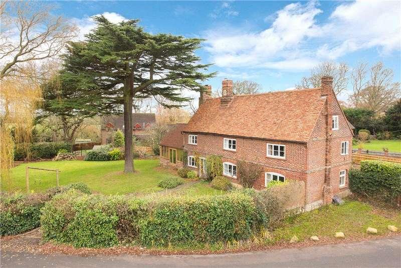 5 Bedrooms Unique Property for sale in The Green, Hardwick, Aylesbury, Buckinghamshire