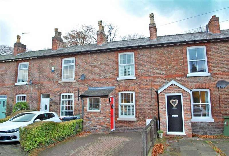 2 Bedrooms Terraced House for sale in Park Road, Wilmslow, Cheshire