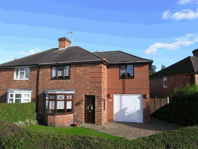 4 Bedrooms Semi Detached House for sale in Cranbourne Road, Kingstanding