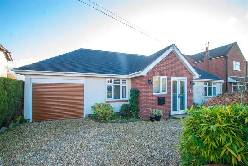 3 Bedrooms Bungalow for sale in Shortbutts Lane, Lichfield