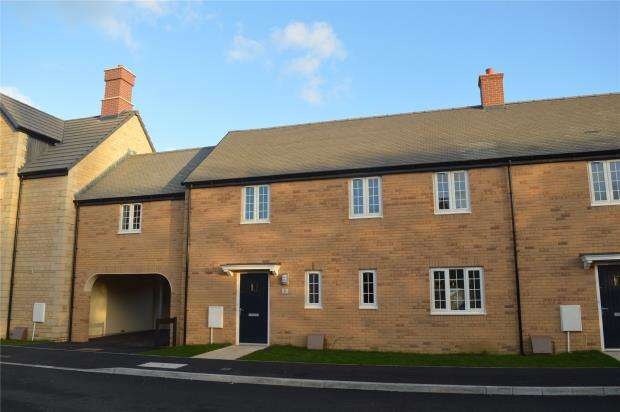 4 Bedrooms Semi Detached House for sale in The Freshford, Mertoch Leat, Martock, Somerset