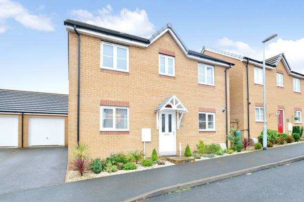 3 Bedrooms Detached House for sale in Orchard Grove, Newton Abbot, Devon