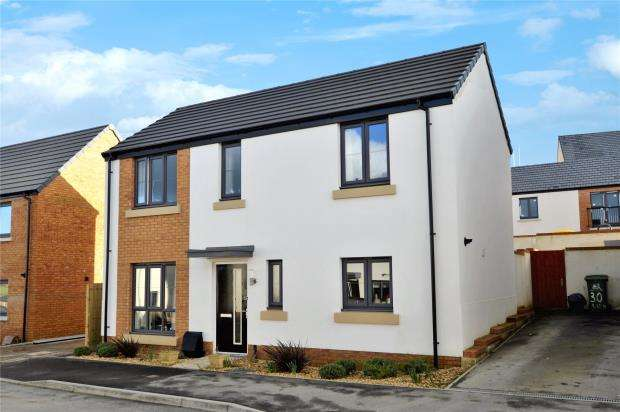 3 Bedrooms Detached House for sale in Kellands Lane, Okehampton