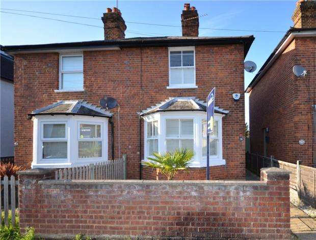 2 Bedrooms Semi Detached House for sale in Penyston Road, Maidenhead, Berkshire