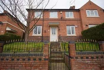 3 Bedrooms Semi Detached House for sale in Anglesey Street, Derby, DE21 6EE