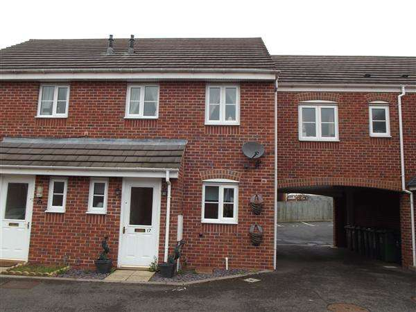 3 Bedrooms Mews House for rent in Windrush Close, Pelsall, Walsall