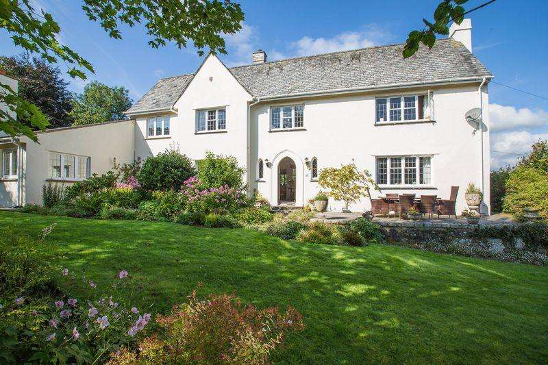 6 Bedrooms Detached House for sale in Linden Spinney, Chagford, Newton Abbot