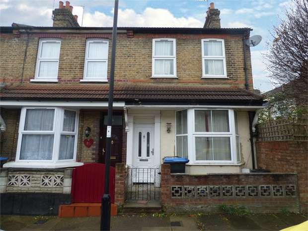 2 Bedrooms End Of Terrace House for sale in Sunnyside Road East, London