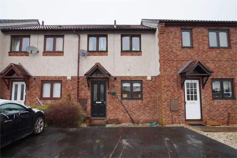 2 Bedrooms Terraced House for sale in CA2 5SN Ashman Close, Denton Holme, Carlisle, Cumbria
