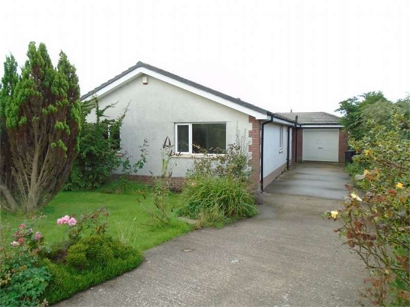 3 Bedrooms Detached Bungalow for sale in CA7 4RB Moricambe Park, Skinburness, Wigton, Cumbria