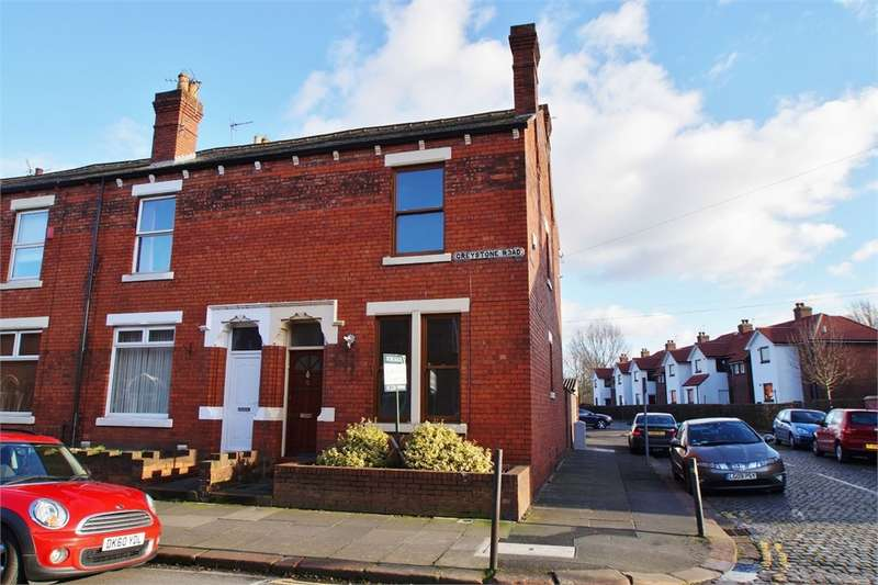 2 Bedrooms Detached House for sale in CA1 2DD Greystone Road, Carlisle, Cumbria