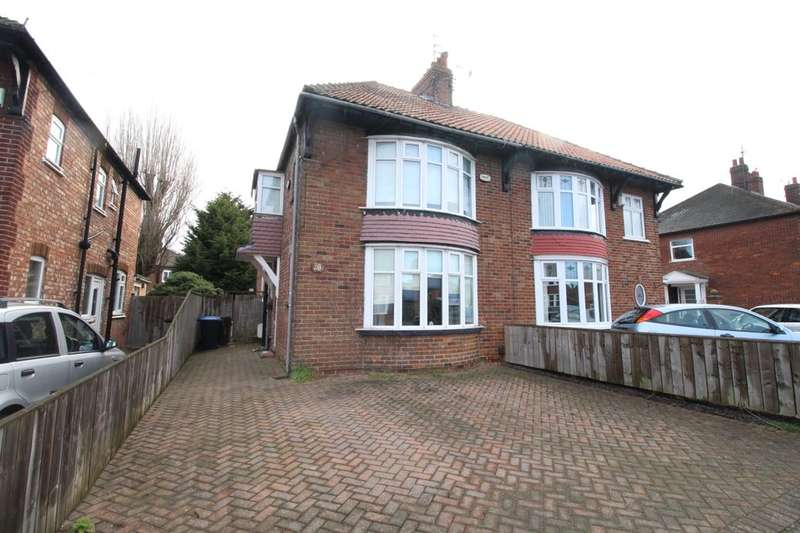 3 Bedrooms Semi Detached House for sale in The Avenue, Middlesbrough, TS5