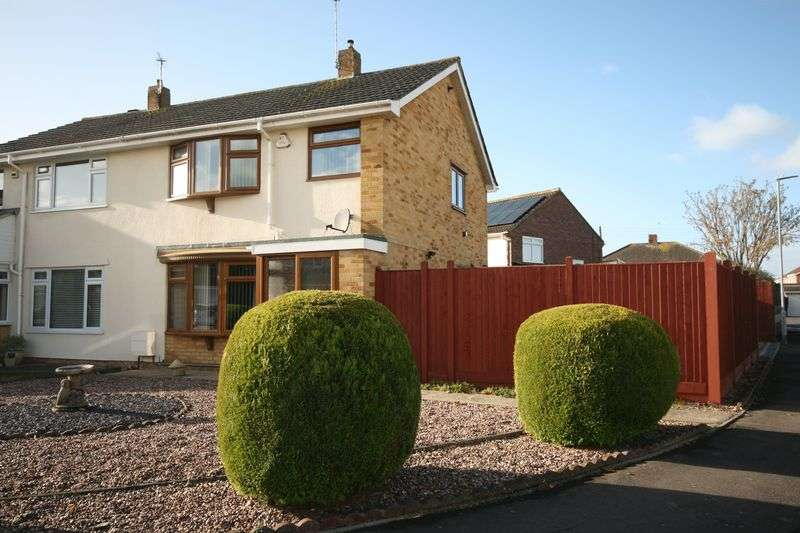3 Bedrooms Property for sale in Ruborough Road, Bridgwater