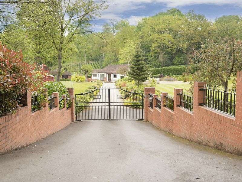 3 Bedrooms Property for sale in 'The Dell' Sheepwash Lane, Wolverley