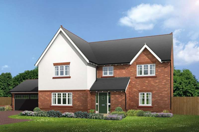 5 Bedrooms Detached House for sale in Halstead Common Lane, Lach Dennis, Northwich, CW9