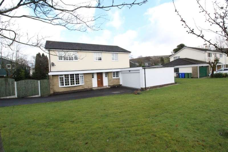 4 Bedrooms Detached House for sale in Meadow Park Irwell Vale, Ramsbottom, Bury, BL0