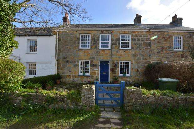 4 Bedrooms Terraced House for sale in The Square, Newquay, Cornwall