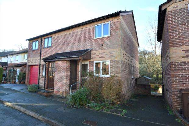 2 Bedrooms Semi Detached House for sale in Canterbury Drive, Plymouth, Devon