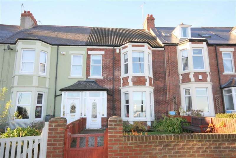 4 Bedrooms Terraced House for sale in Windsor Crescent, Whitley Bay, Tyne And Wear, NE26