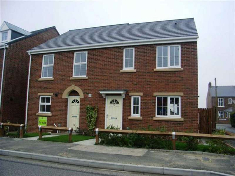 3 Bedrooms Semi Detached House for rent in Pennine View, Sherburn Hill