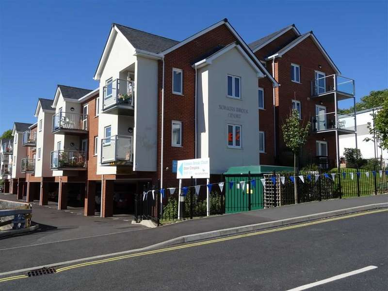 2 Bedrooms Apartment Flat for sale in Foxes Road, Newport, IW