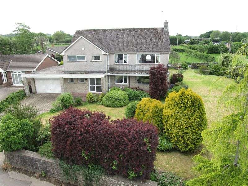 4 Bedrooms Property for sale in Bickleigh House, St Georges Super Ely, Vale of Glamorgan