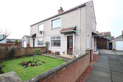 2 Bedrooms Semi Detached House for sale in Oxgang Road, Grangemouth