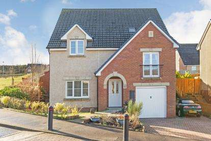 4 Bedrooms Detached House for sale in Lairds Dyke, Inverkip