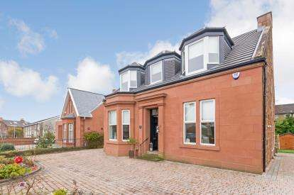 5 Bedrooms Detached House for sale in South Park Road, Hamilton