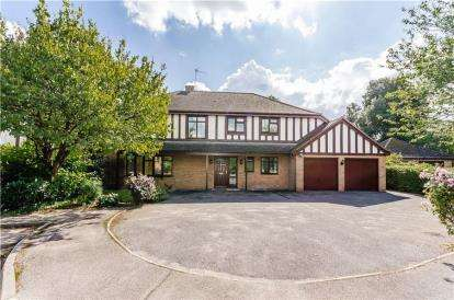 4 Bedrooms Detached House for sale in Soham, Ely