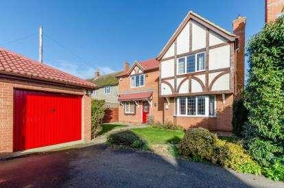 4 Bedrooms Detached House for sale in Teversham, Cambridge