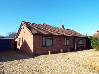 4 Bedrooms Bungalow for sale in Clenchwarton, Kings Lynn, Norfolk